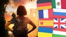 Dora and the Lost City of Gold Trailer 2019 In 8 Languages