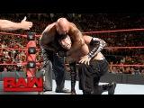 The Hardy Boyz vs. Luke Gallows &amp Karl Anderson Raw, July 10, 2017
