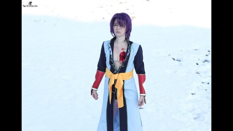 Fushigi Yuugi 33 series. Nuriko cosplay. Shi-tennou