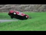 Крутая подборка ужасных аварий на гонках ралли. Rally crashes