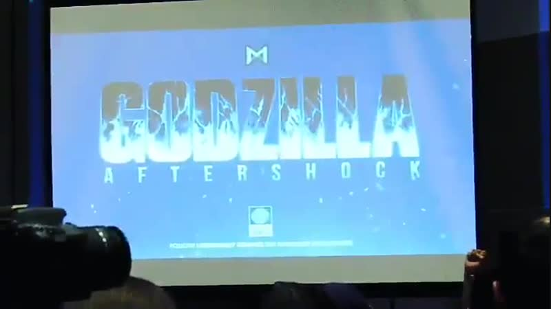 «Godzilla: Aftershock» — CamRip Trailer by KRiderGeekNationNews.