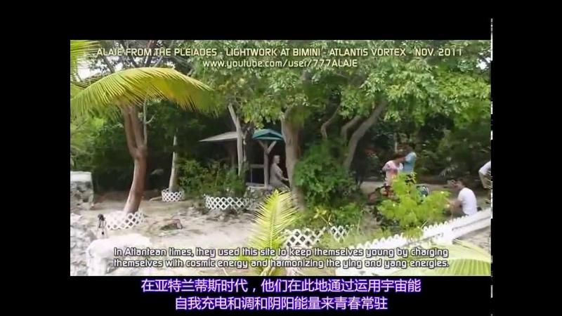 Part 17 - Pleiadian Alaje 昴宿星人的訊息 (中文字幕) 【完整的声音】
