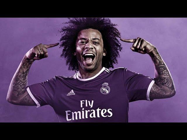 Marcelo 2017 | Лучший Защитник в Мире | Фантастические Финты