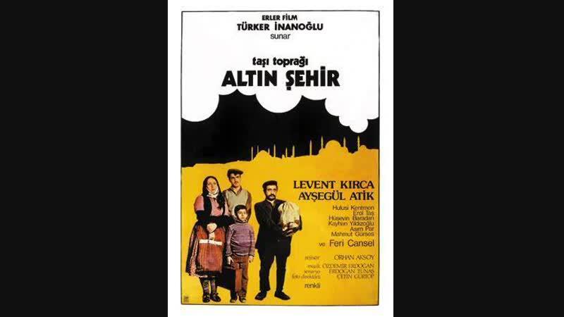 Taşı Toprağı Altın Şehir _ Levent Kırca, Ayşegül Atik _ Türk Filmi _ Full HD