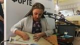 Народная музыка на русских гуслях в парке #сокольники 14.09.2018