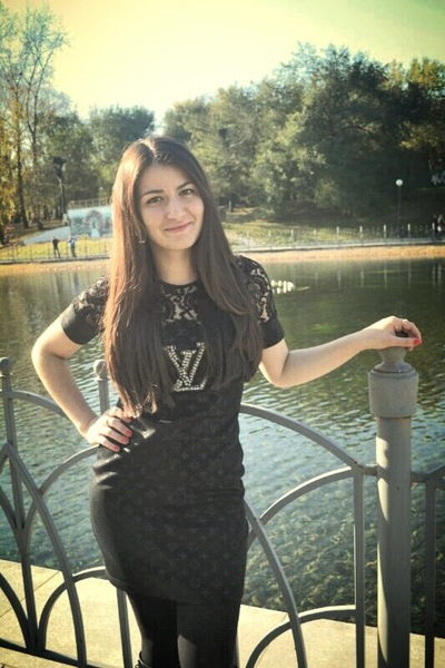 Анна Саакян, 21 ноября 1992, Хабаровск, id7455189