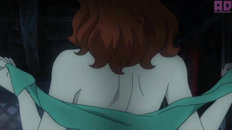 Как вам такой способ согревать  Lupin III Part 5 (VO Amazing dubbing-Revenge Мирабелль)