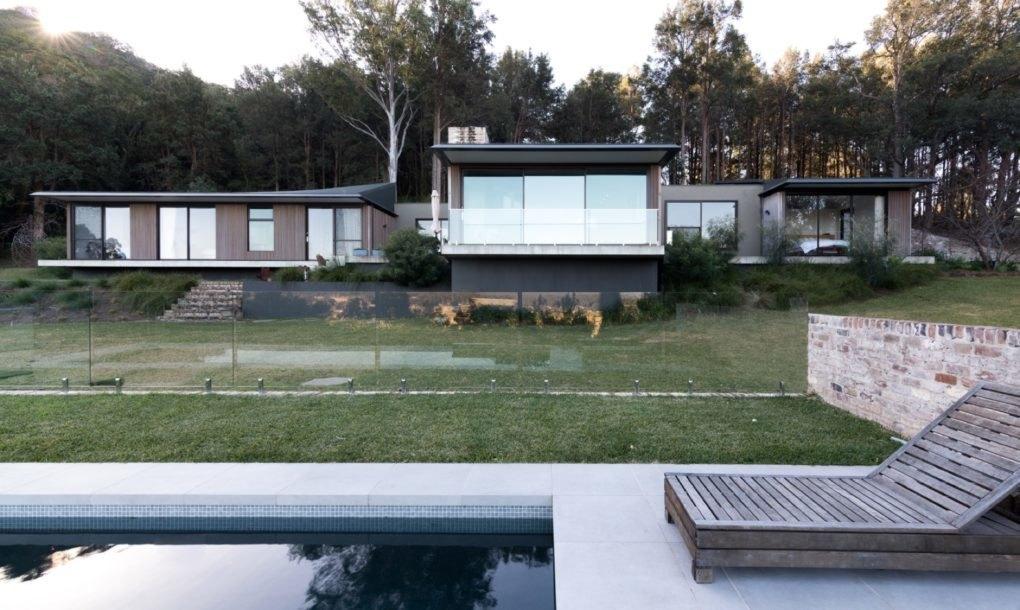 Жилой дом в Австралии