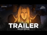 ENG | Трейлер: «Castlevania» — 2 season, 2018