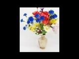 Букет -оберег Полевые цветы