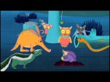 Tinga Tinga Tales S2E13 Why Aardvark Has a Sticky Tongue