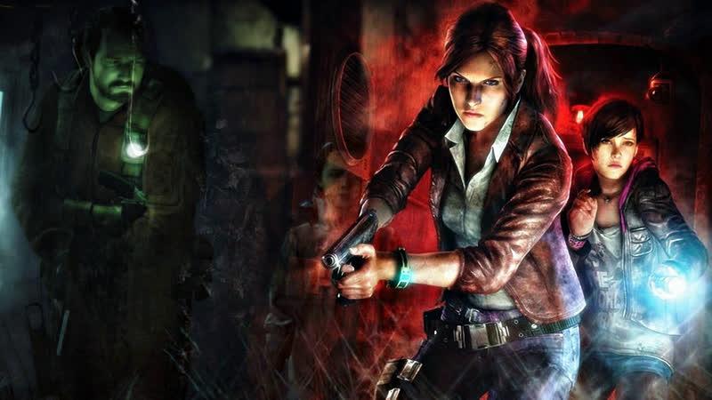 КГ играет: Resident Evil: Revelations 2, часть 3