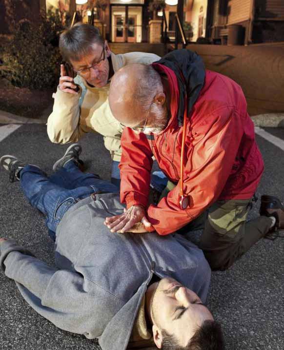 Почти 25 процентов жертв сердечного приступа не испытывают никаких симптомов заранее.