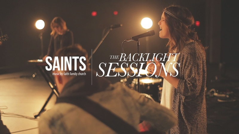 Presence   SAINTS   The Backlight Sessions