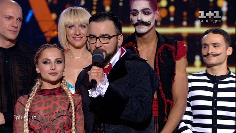 Шоу результатів: 9 тиждень - Танці з зірками. 5 сезон