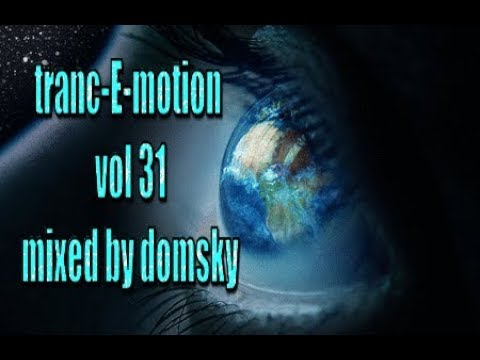 UPLIFTING TRANCE tranc-E-motion vol 31 mixed by domsky