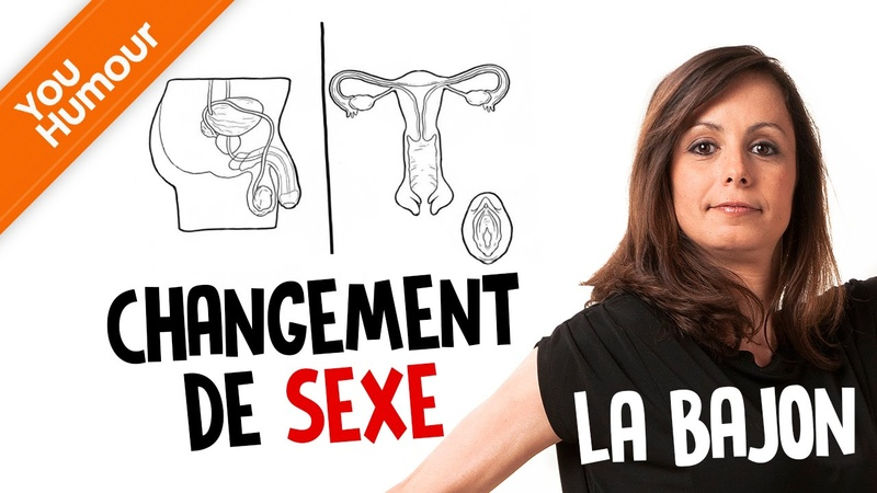 LA BAJON - Changement de sexe
