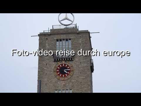 Foto video reise durch europe ,, Stuttgart Backnang,,