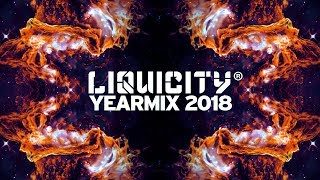 Liquicity Yearmix 2018 (Mixed by Maduk)