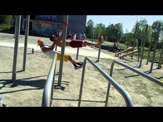 Апатиты - Street Workout