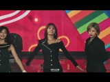 Фанкам 170222 Twice  - Pit a pat @ The 6th Gaon Chart Music Awards (фокус на Момо).