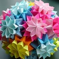 Как сделать объемные геометрические