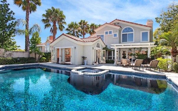Фото крутого дома