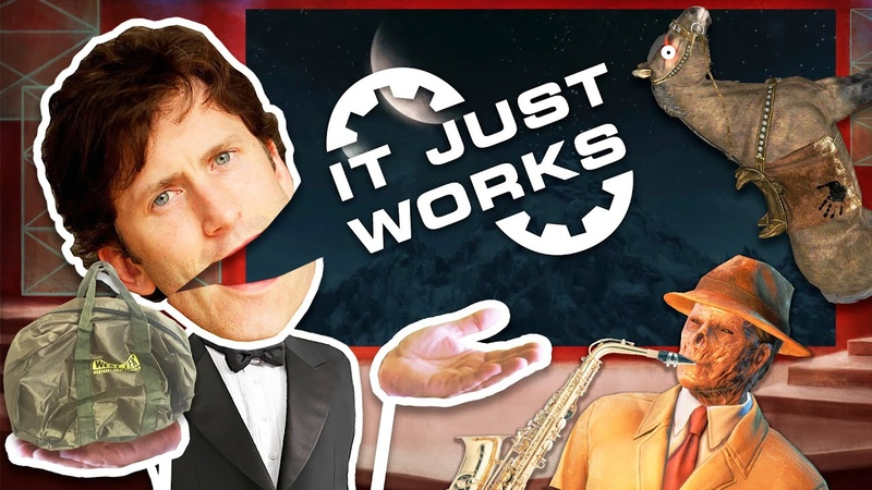 Todd Howard E3 2019 Song It Just Works BETHESDA Parody