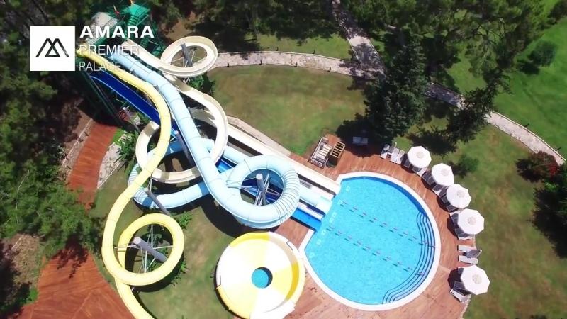 Обзор отеля Amara Premier Palace Hotel - Кемер, Турция » Freewka.com - Смотреть онлайн в хорощем качестве