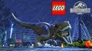 LEGO Jurassic World - НАПАДЕНИЕ ДИНОЗАВРОВ