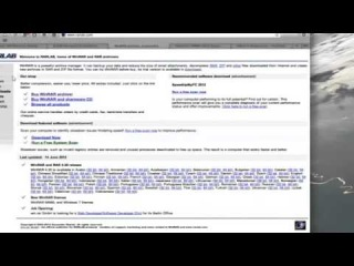 Абдуль - обзор программы WinRar