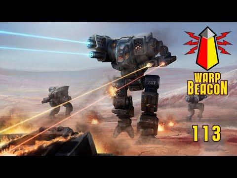 [18] ВМ 113 Либрариум - История вселенной Battletech / Mechwarrior