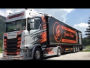 Scania S580 CS20HD V8 Showtruck Gerald Plank Transporte - Lkw-Thorsten TV