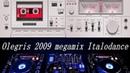 Megamix 2009 Olegris Italodance