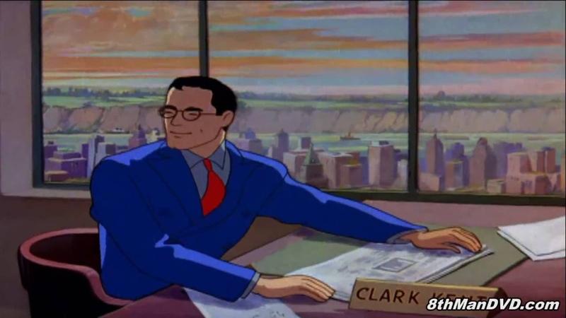 SUPERMAN CARTOON: The Mad Scientist (1941) (Remastered) (HD 1080p)