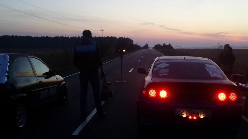 DM Light 2018: Opel Corsa vs Acura RSX