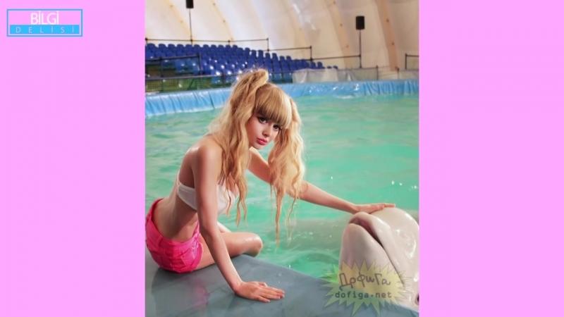 Moskovalı Barbie Bebek Angelica Kenovanın İlginç Yaşamı