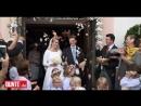 Свадьба графини Марии Анны Гоэсс и Йоханнеса Месснера Гайденталера 2 сентября 2018 г