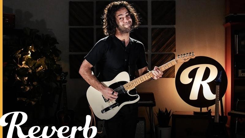 20 Classic Telecaster Guitar Riffs in One Take | Reverb Riff Marathons