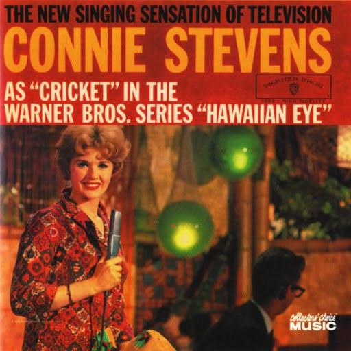 """Connie Stevens альбом As Cricket In """"Hawaiian Eye"""""""