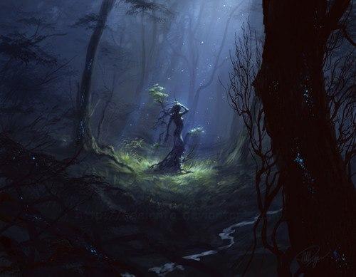 чернаямагия - Магия растений. Магические свойства растений. Обряды и ритуалы. Амулеты и талисманы из растений.  2nqLohG9tgg