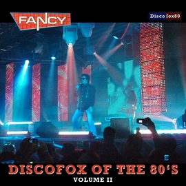 Fancy альбом DiscoFox of the 80's, Vol. 2
