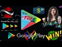 How To Get FREE Google Play Gift Card Codes Free Google Play Cards !