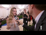 Behati Prinsloo Describes Baby Dusty Rose as Heaven _ E! Live from the Red C (1)