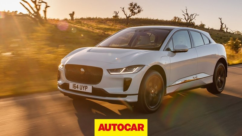 2018 Jaguar I Pace Review the ultimate all electric SUV Autocar