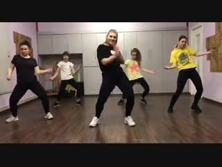 Dancehall от team Solovey:)