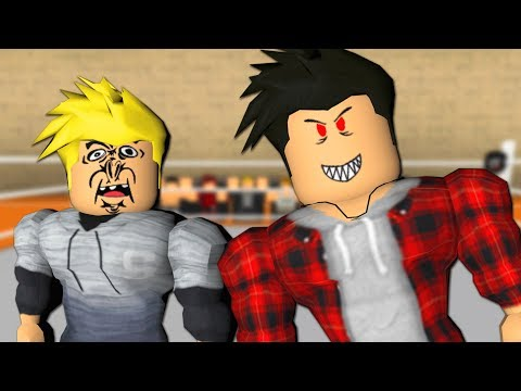 ROBLOX BULLY STORY | IMAGINE DRAGONS - BELIEVER (Cover)