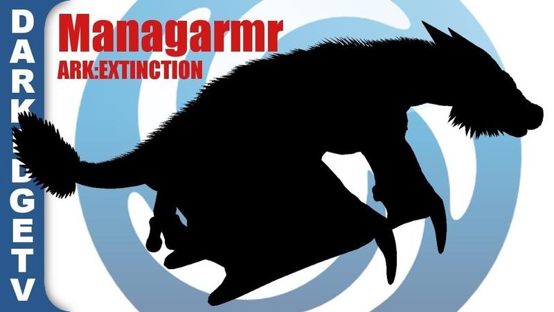 Spore Managarmr ARK Extinction