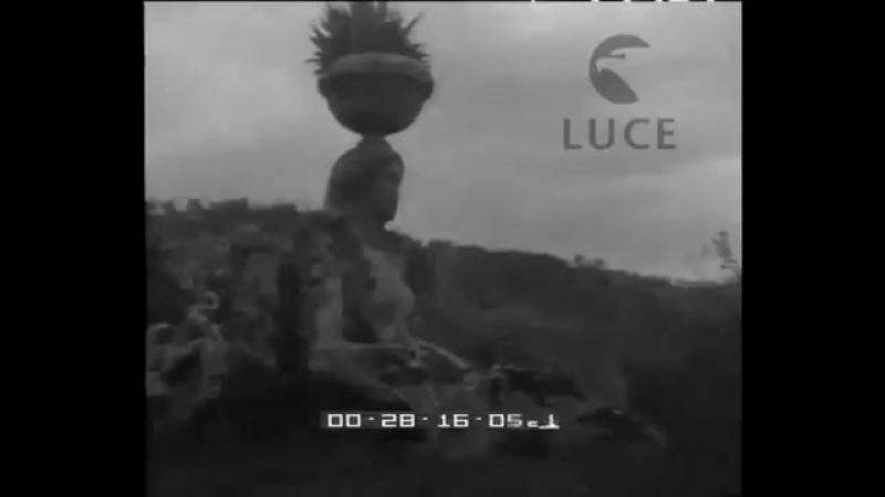 Salvador Dalì e il Sacro Bosco di Bomarzo [10.11.1948]