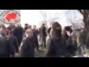 КРАМАТОРСК 15 04 ЕСТЬ РАНЕНЫЕ ДЕСАНТ ОТКРЫЛ ОГОНЬ